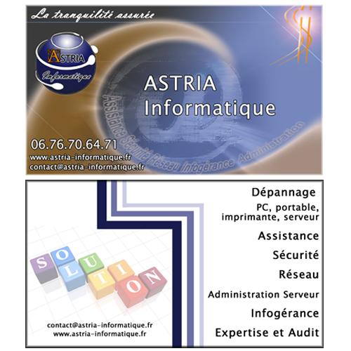 ASTRIA INFORMATIQUE