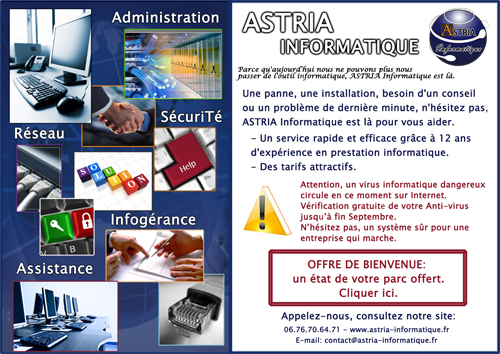 ASTRIA INFORMATIQUE