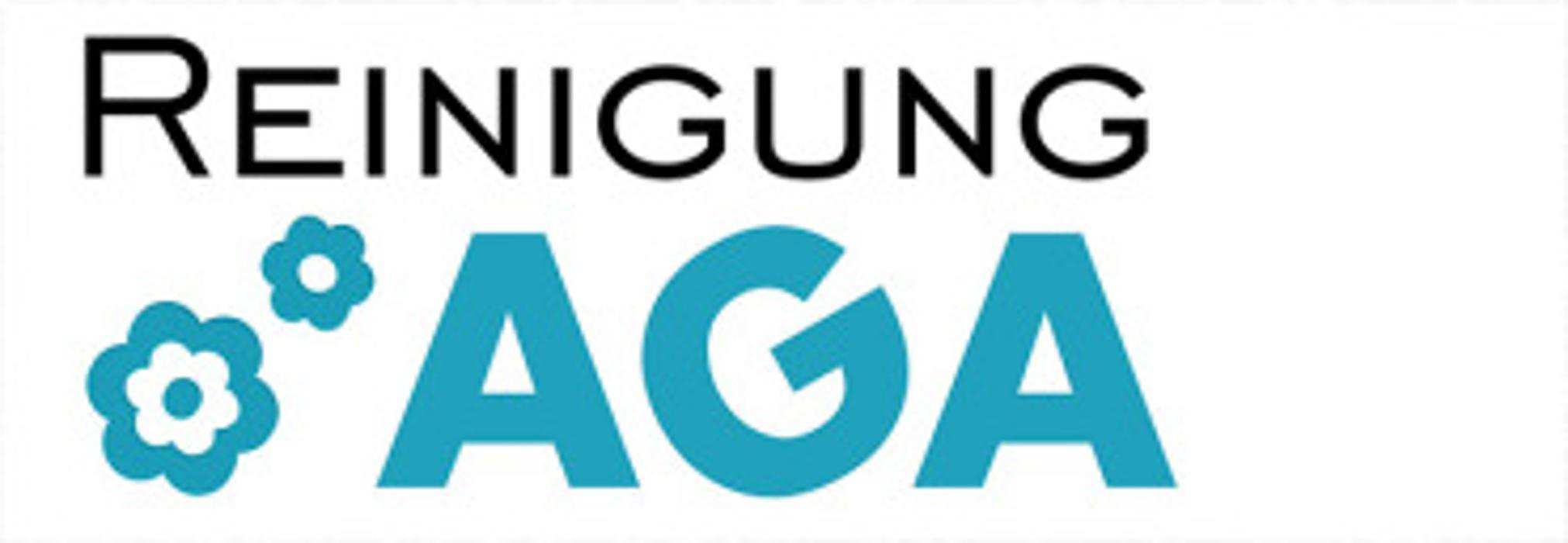 Logo von Reinigung Aga