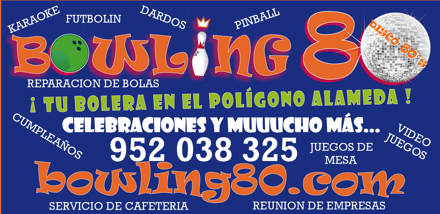 Bowling 80