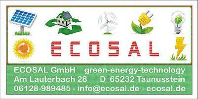 ECOSAL GmbH green-energy-technology