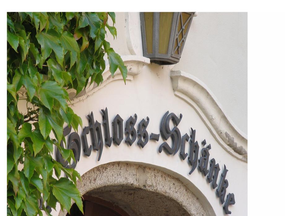 Bild zu Schloss-Schänke Hotel garni und Weinverkauf in Bautzen