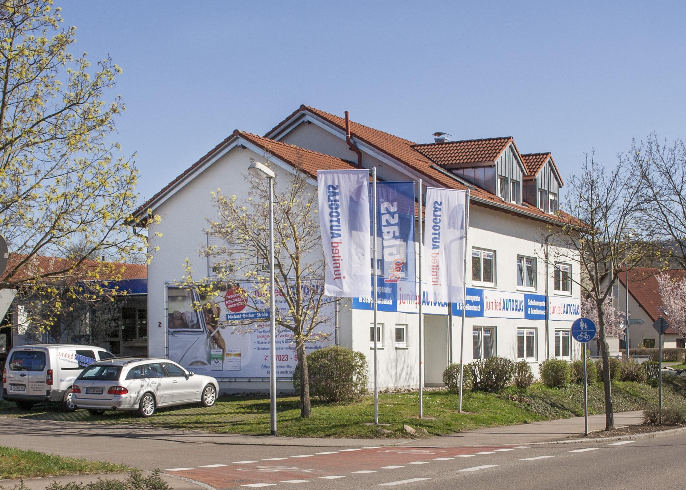 junited AUTOGLAS Weilheim/Teck