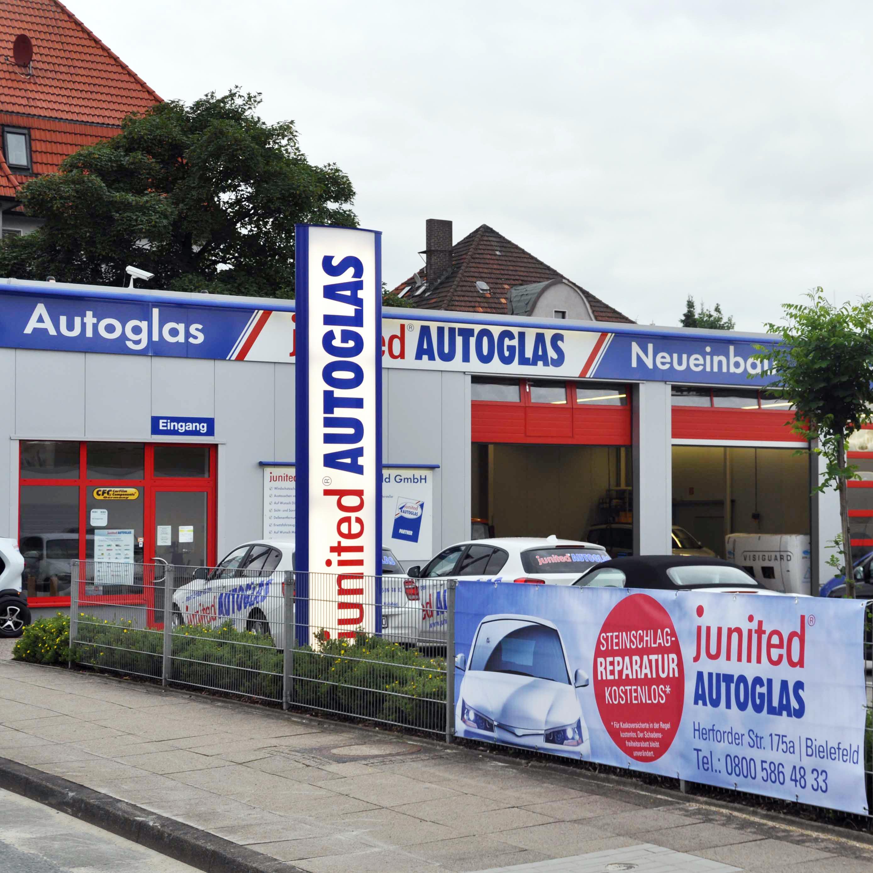 junited AUTOGLAS Bielefeld