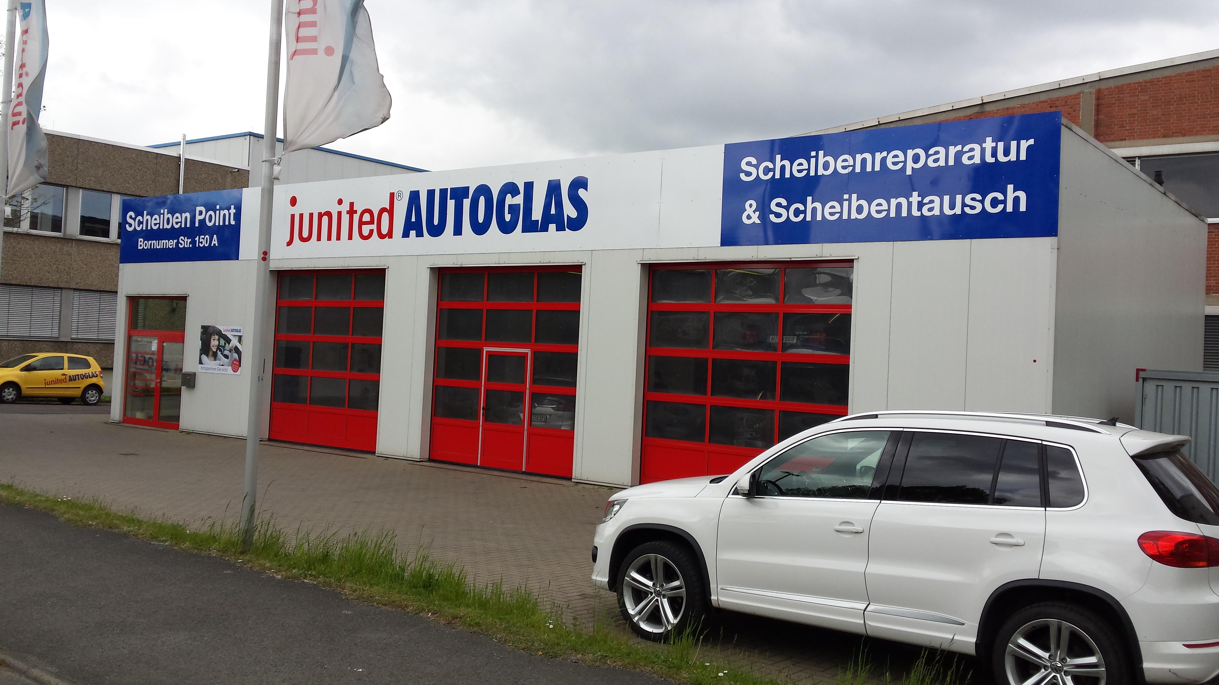 junited AUTOGLAS Hannover