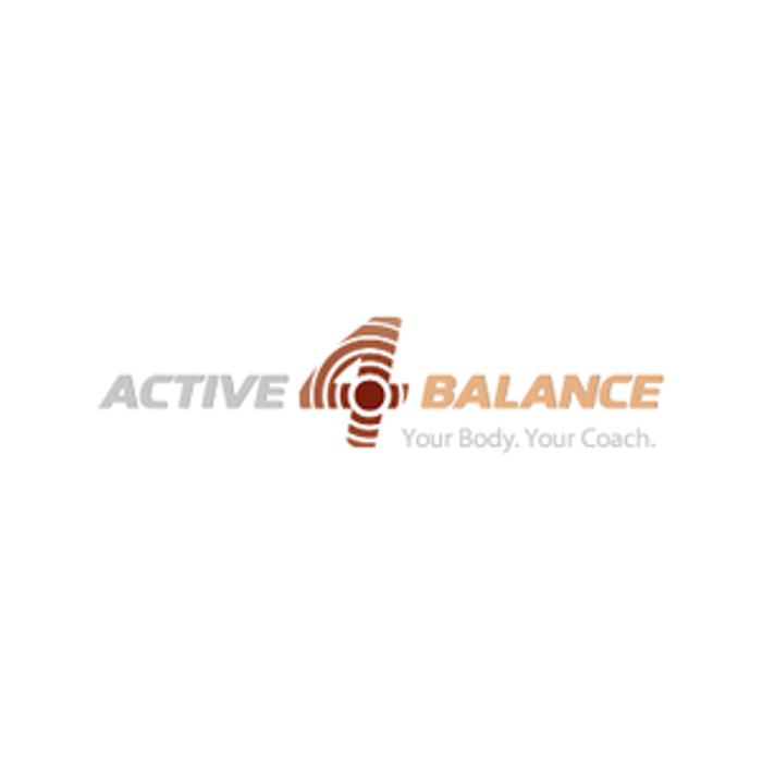 Logo von active4balance EMS & Personaltraining