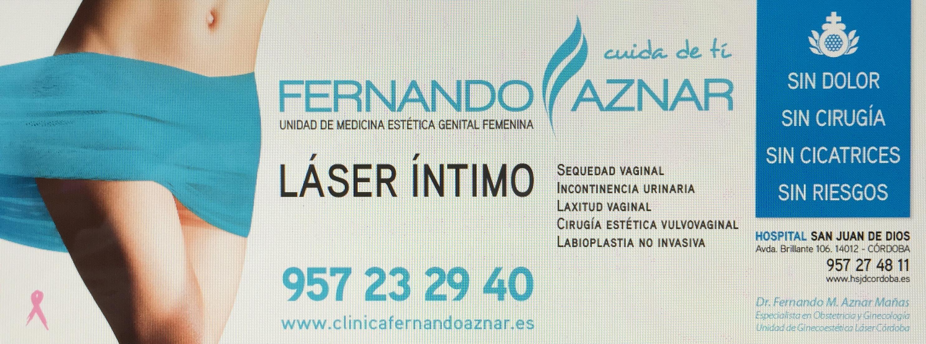 UNIDAD DE GINECOESTÉTICA LÁSER DR.FERNANDO AZNAR INSTITUTO CORDOBES DE GINECOLOGÍA