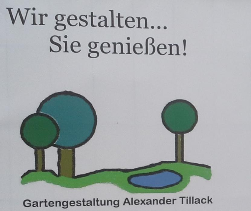 Bild zu Gartengestaltung Alexander Tillack in Alpen