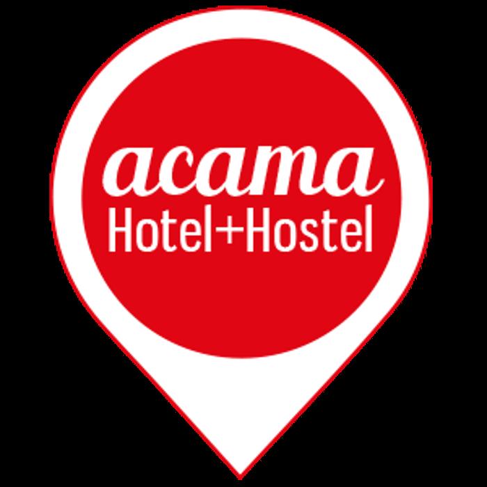 Logo von acama Kreuzberg Hotel+Hostel