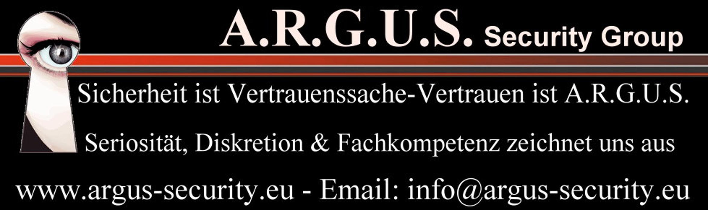 Bild zu ARGUSSOT Metalldetektoren-Sicherheitstechnik in Kehl