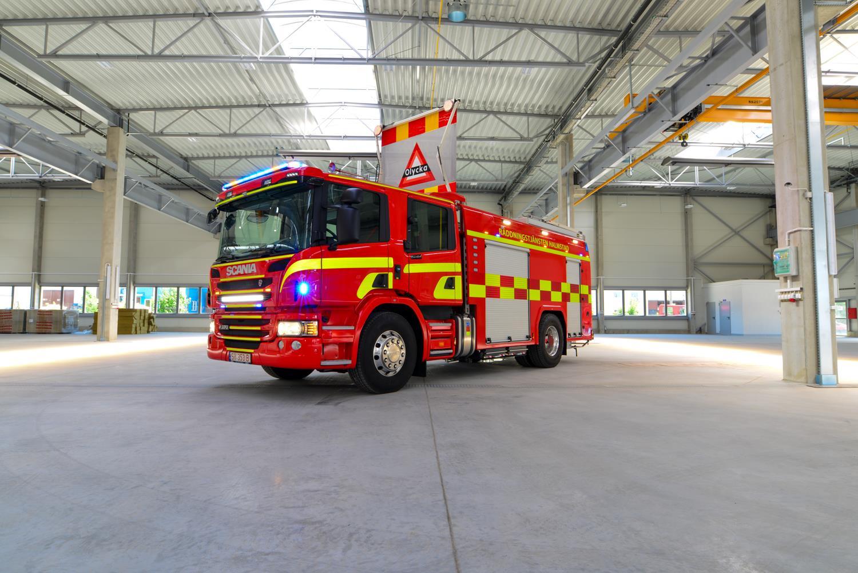 Feuerwehr und Rettungstechnik