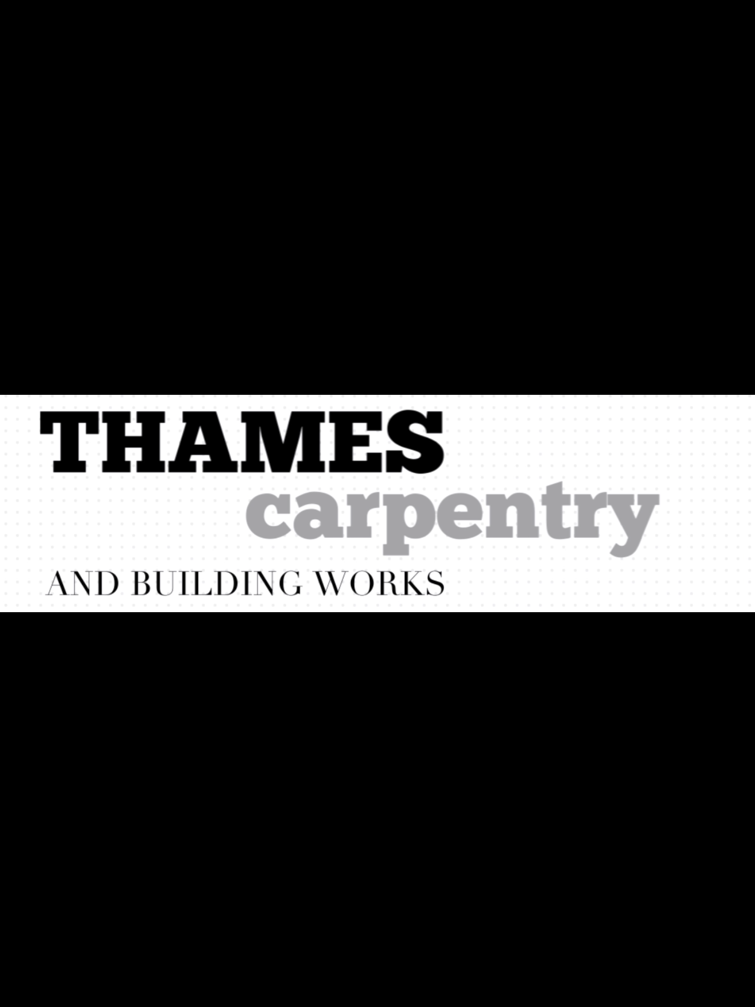 Thames carpentry and building works