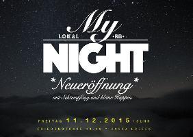 My Night Lokal Lübeck