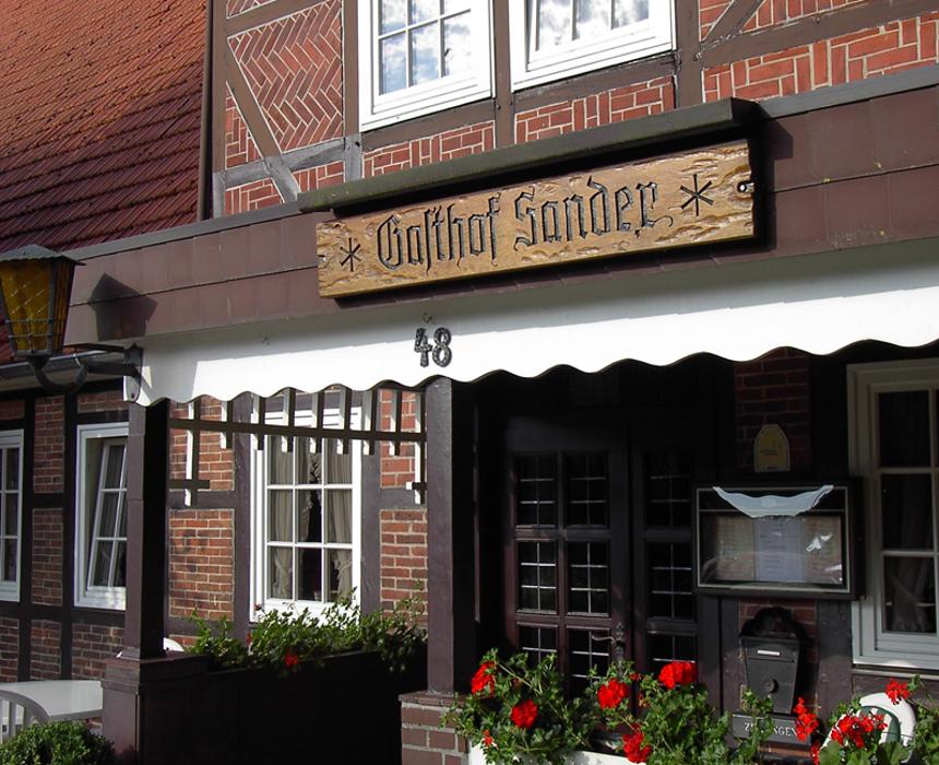 Gasthof Sander Winsen Luhe Scharmbecker Dorfstrasse 48