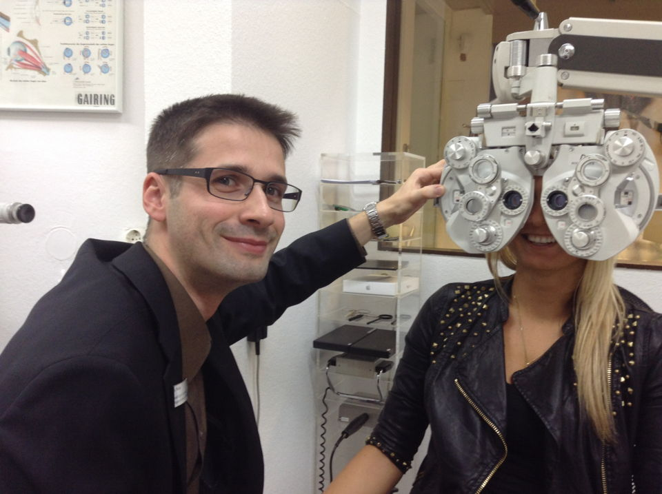 Gairing Die Augenoptiker - Optiker Nürtingen