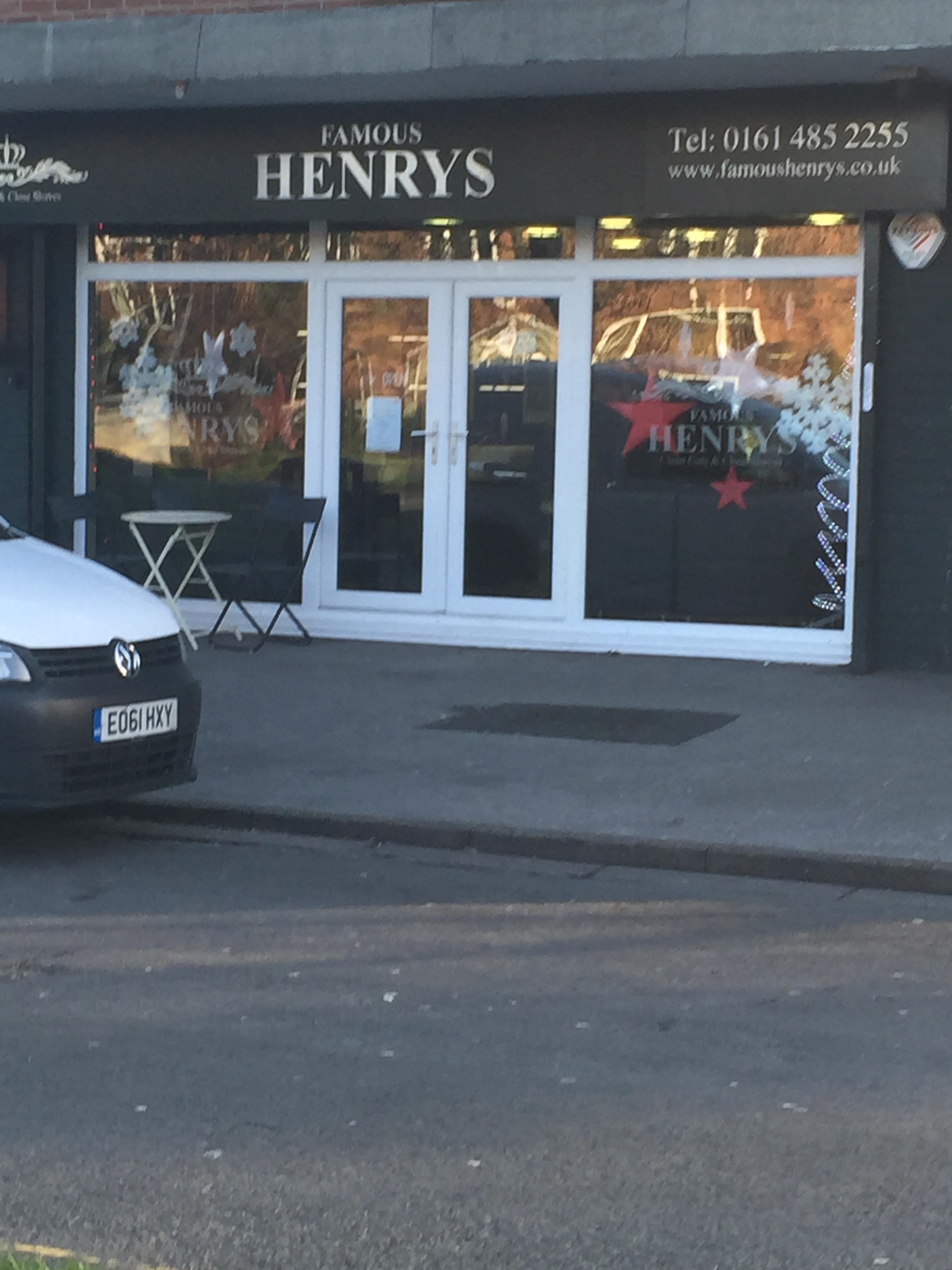 Famous Henrys