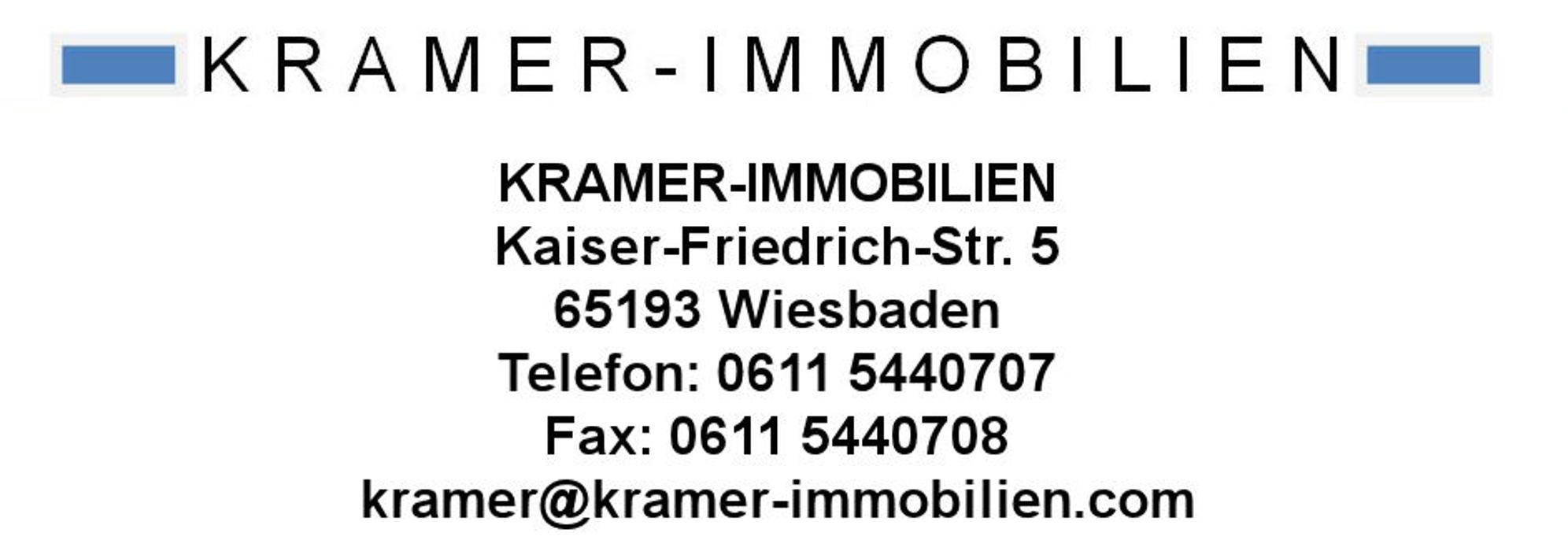 Bild zu Kramer-Immobilien in Wiesbaden