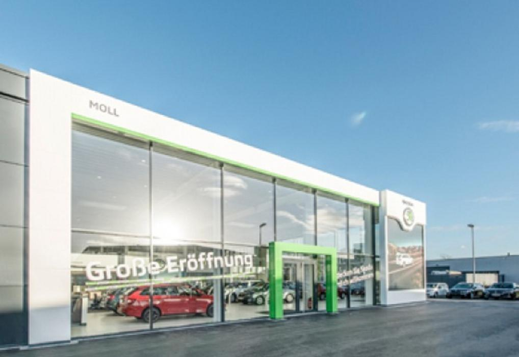 moll gruppe skoda volkswagen d sseldorf. Black Bedroom Furniture Sets. Home Design Ideas