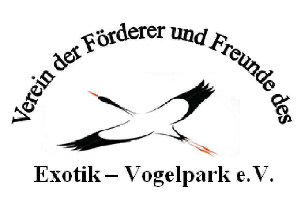 Logo von Förderer und Freunde des Exotik - Vogelpark e.V.