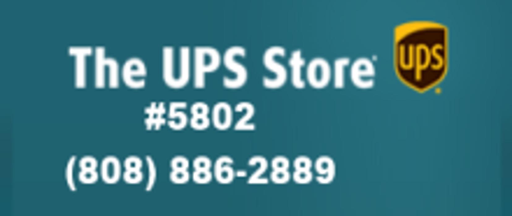 The Ups Store - Waikoloa, HI