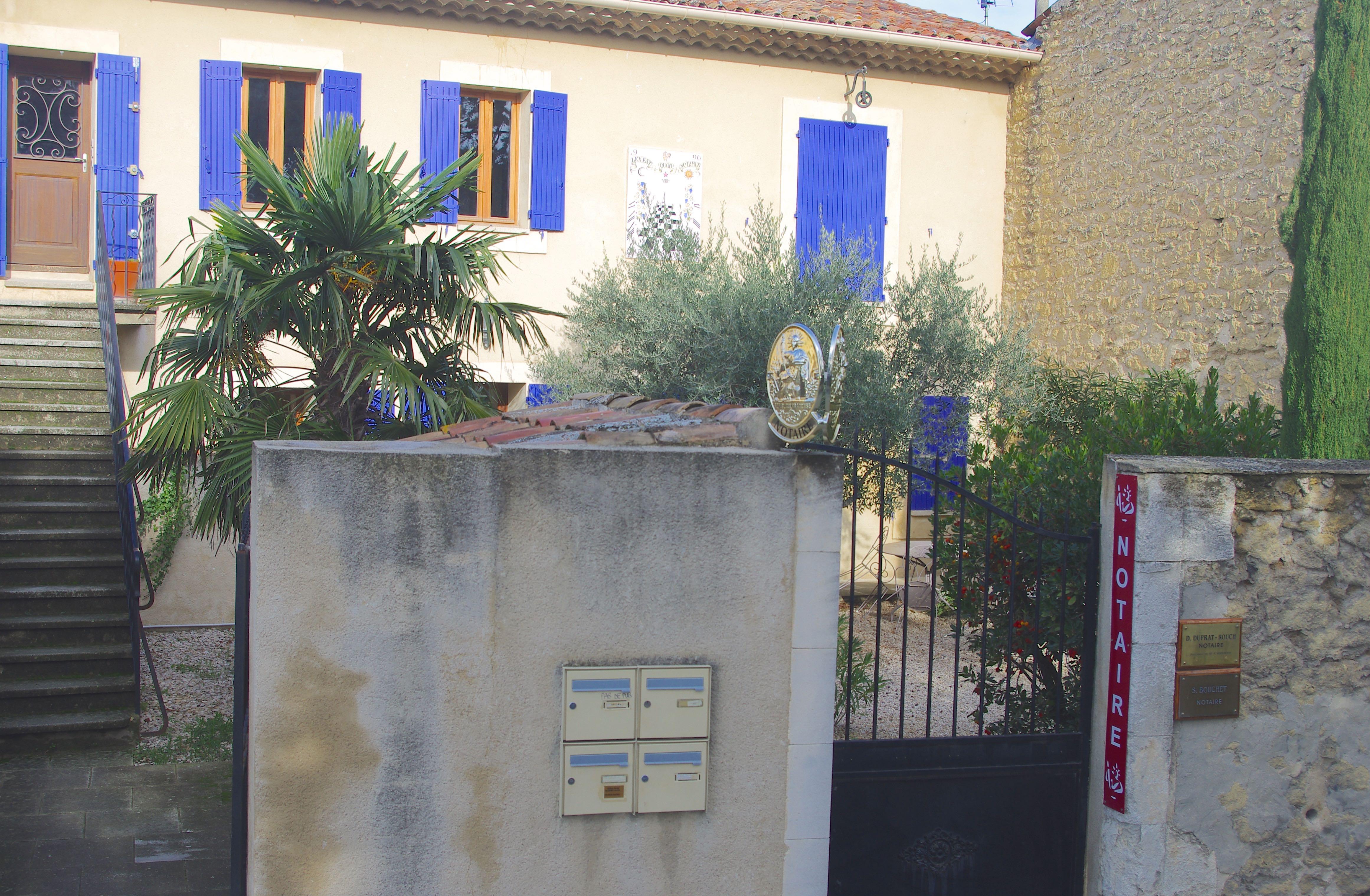 Office Notarial de Maitres Dominique DUPRAT & Sylvie BOUCHET