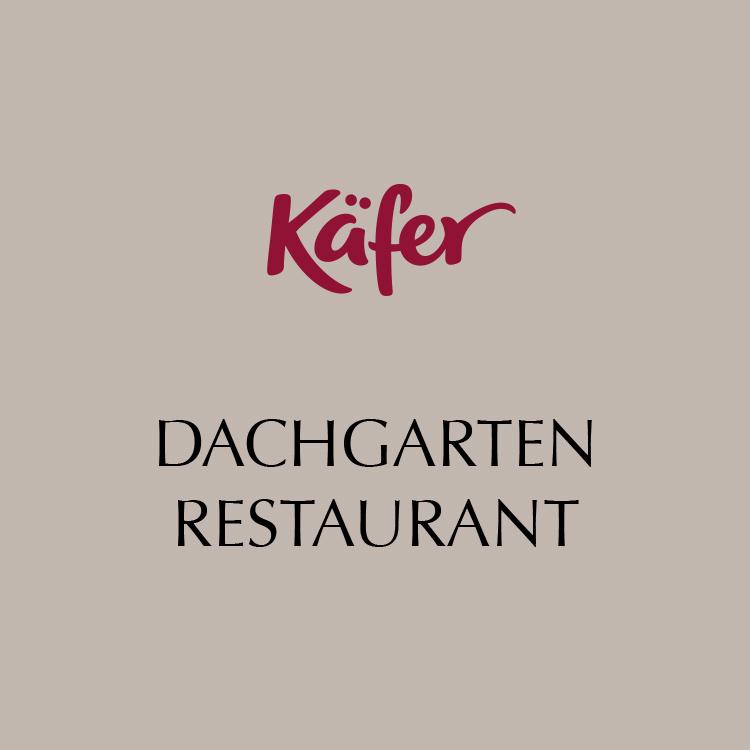 Käfer DACHGARTEN-RESTAURANT im Deutschen Bundestag