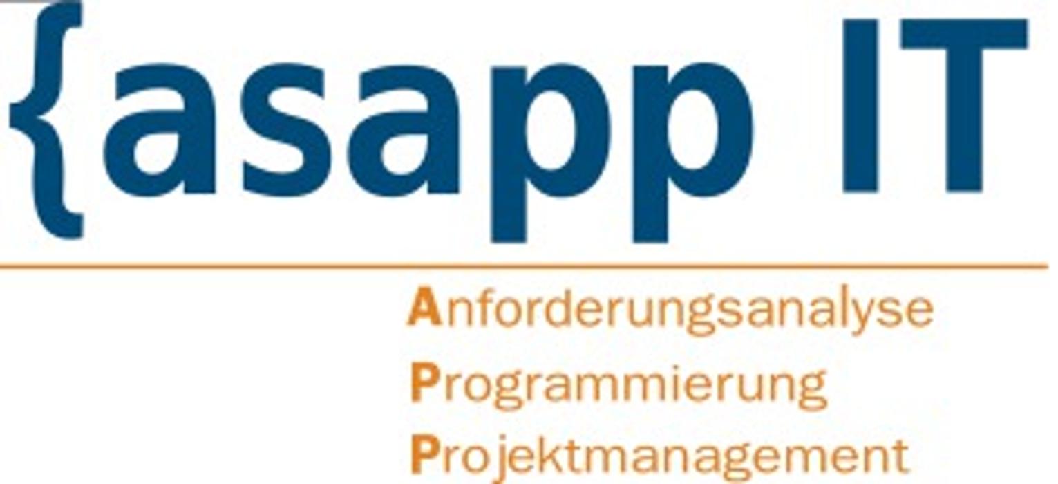 Bild zu Asapp-IT GmbH in Erlangen
