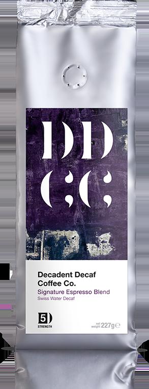 Decadent Decaf Coffee Co