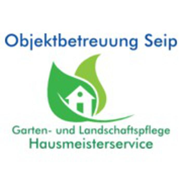 Logo von Objektbetreuung Seip