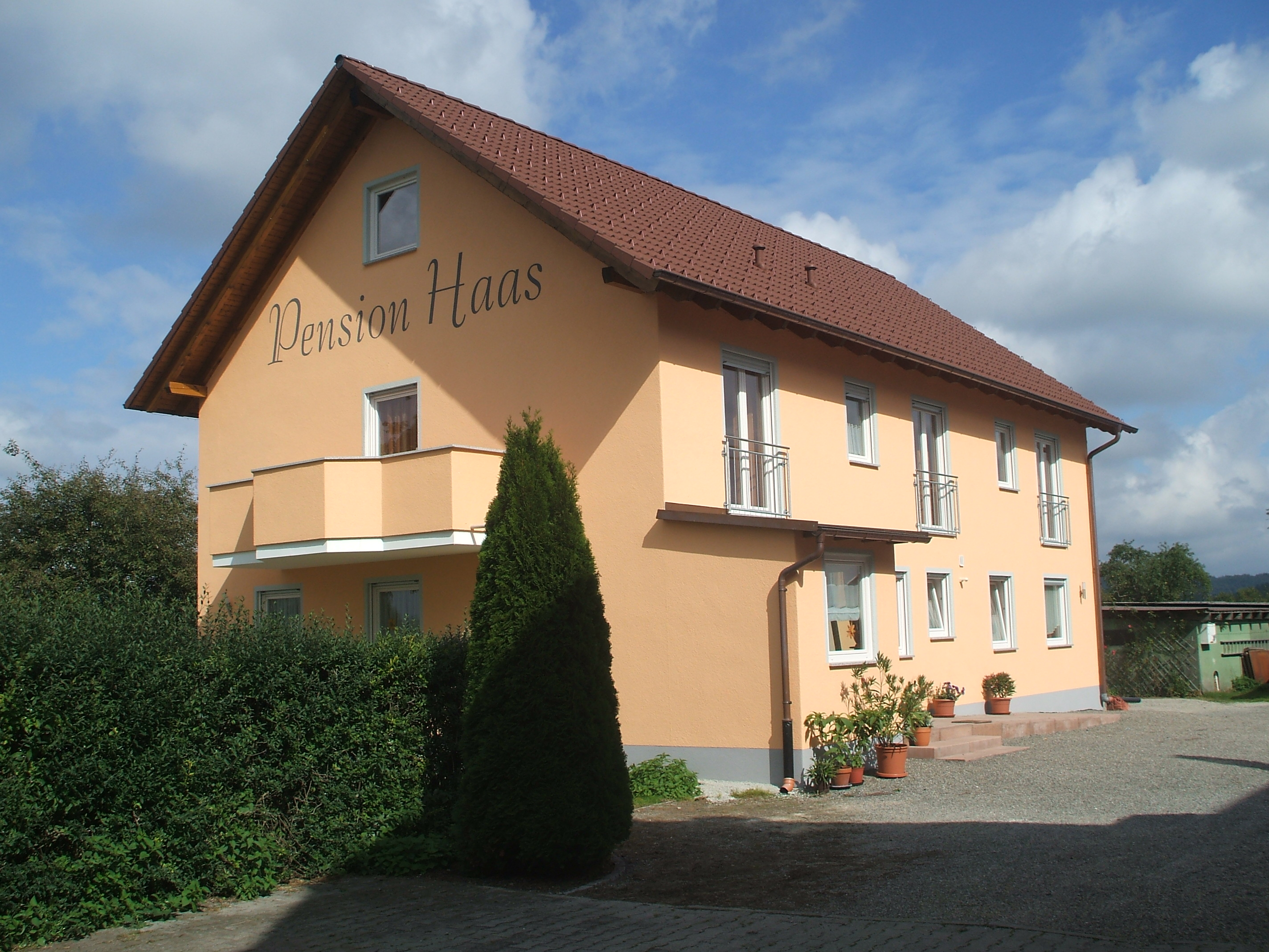 Pension Haas Hotel am Turm