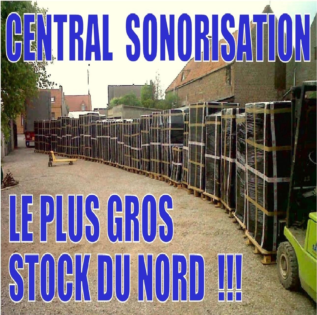 CENTRAL SONORISATION