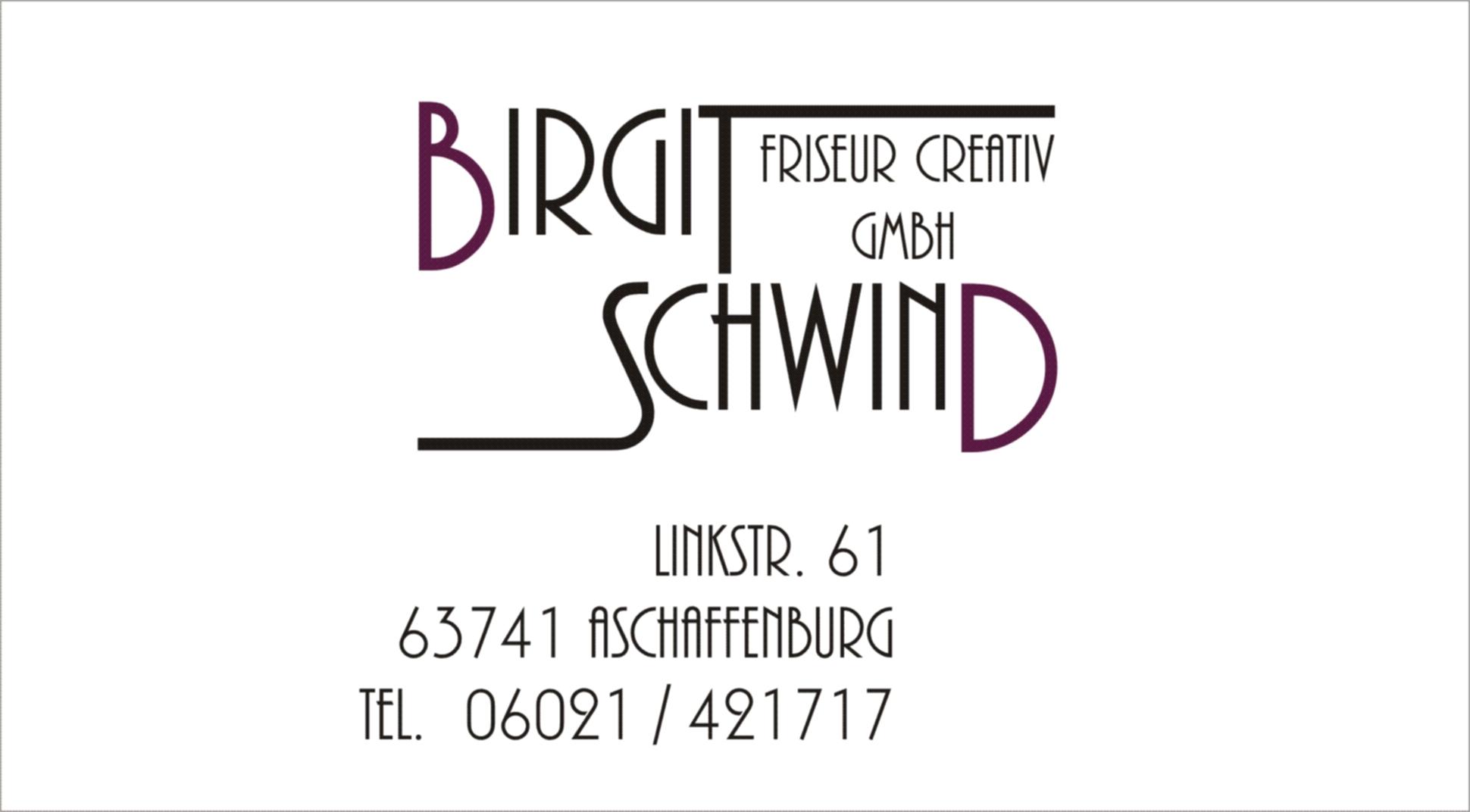 Birgit Schwind Friseur Creativ GmbH