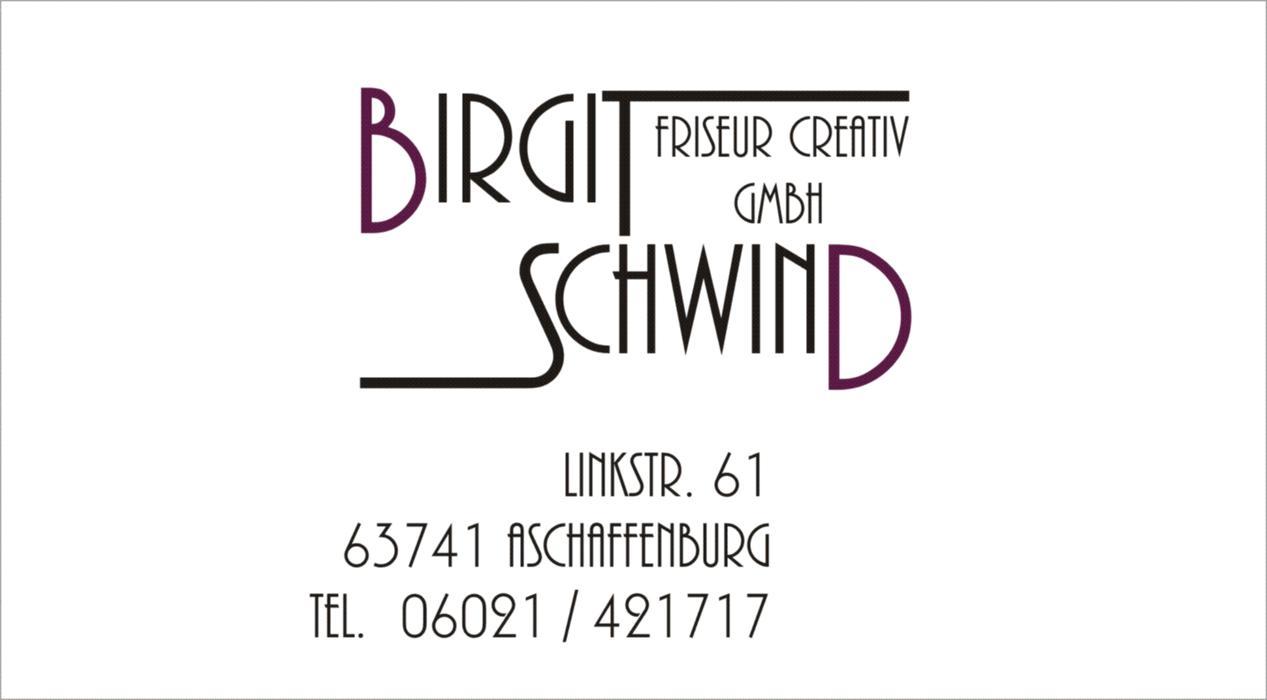 Bild zu Birgit Schwind Friseur Creativ GmbH in Aschaffenburg