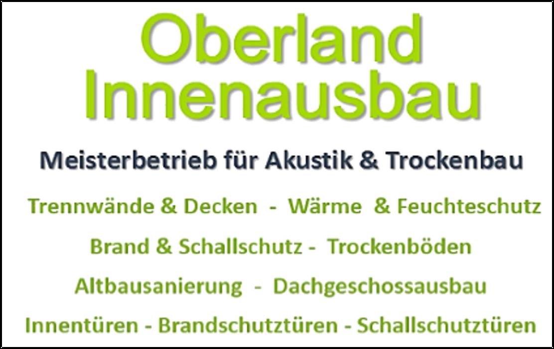 Bild zu Oberland Innenausbau in Miesbach