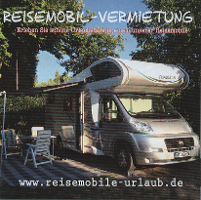 Reisemobile-Urlaub Bernd Klingler