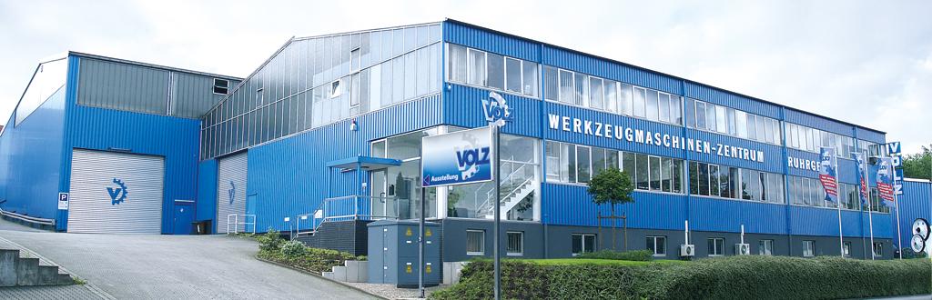 VOLZ Werkzeugmaschinenhandel GmbH & Co. KG