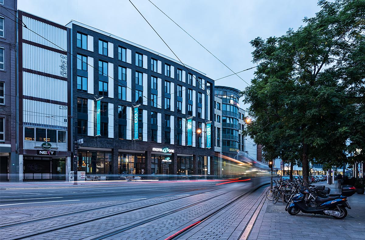 Hotel Motel One Bremen