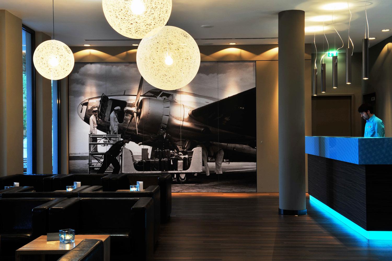Flughafenhotel Motel One Hamburg-Airport