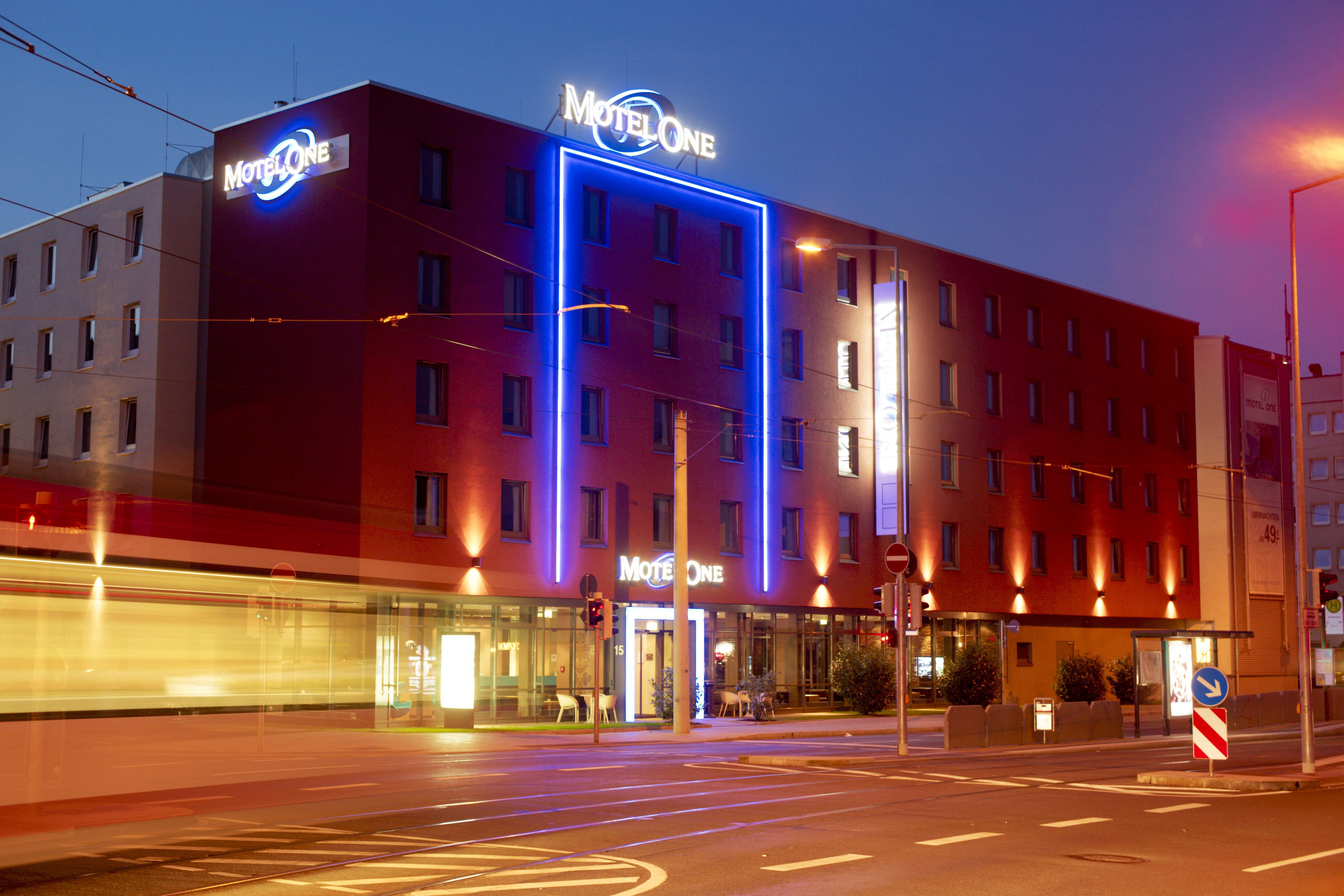 Hotel Motel One Nürnberg-Plärrer
