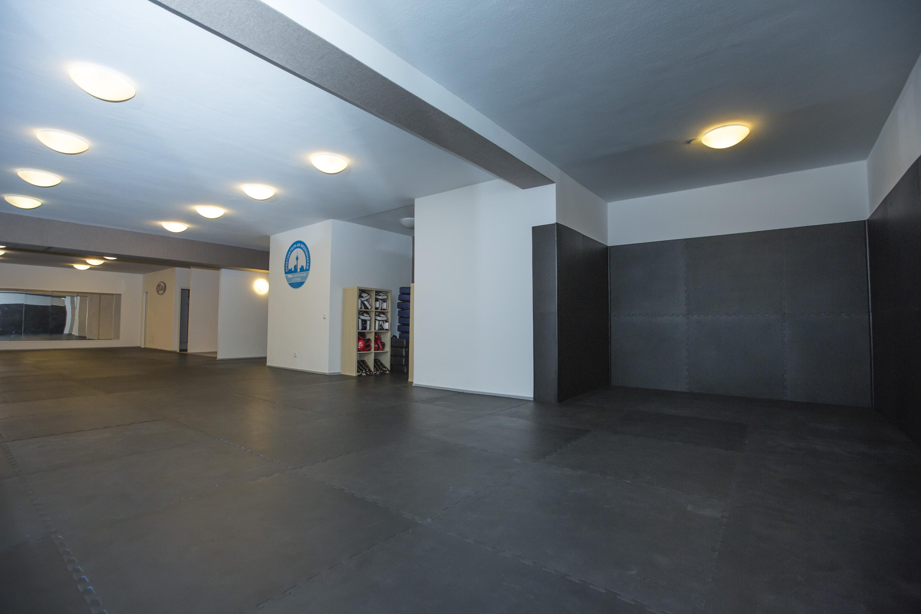 Sportzentrum am Medienhafen