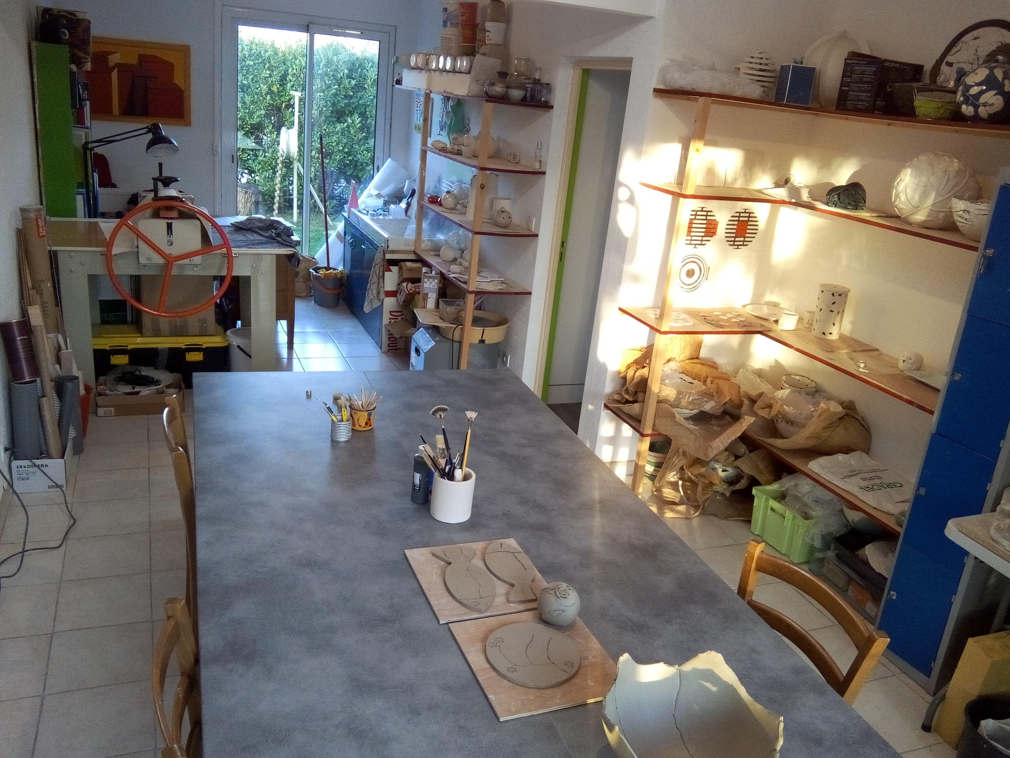 Atelier Souffle D'Argile
