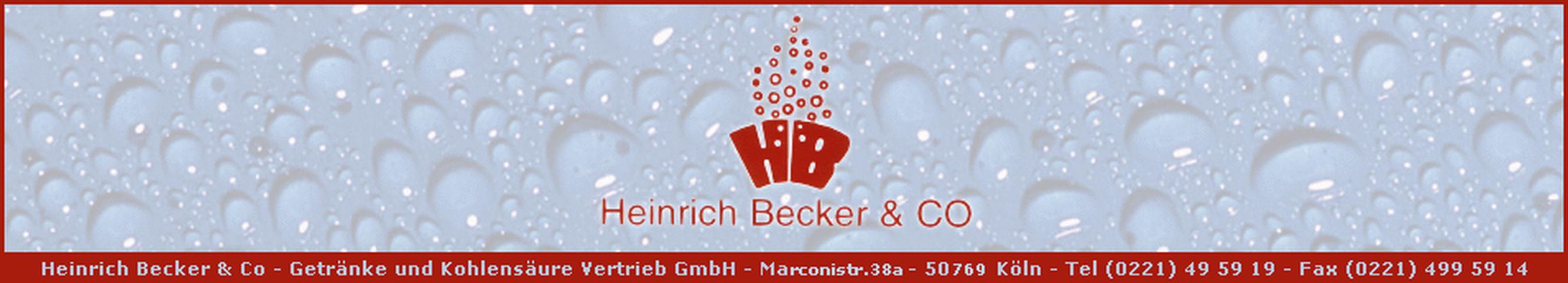 ▻ Becker Heinrich & Co. GmbH in Köln, Marconistr. 38 a | GoYellow.de
