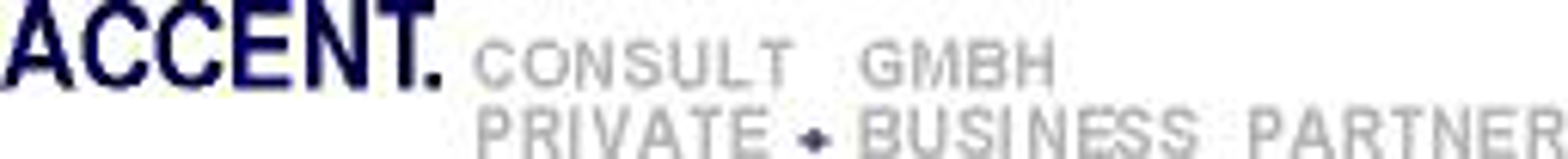 Logo von Accent Consult GmbH