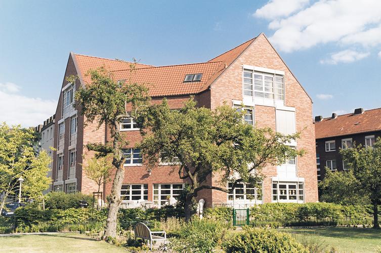 Gerontopsychiatrisches Zentrum im Clemens Wallrath Haus