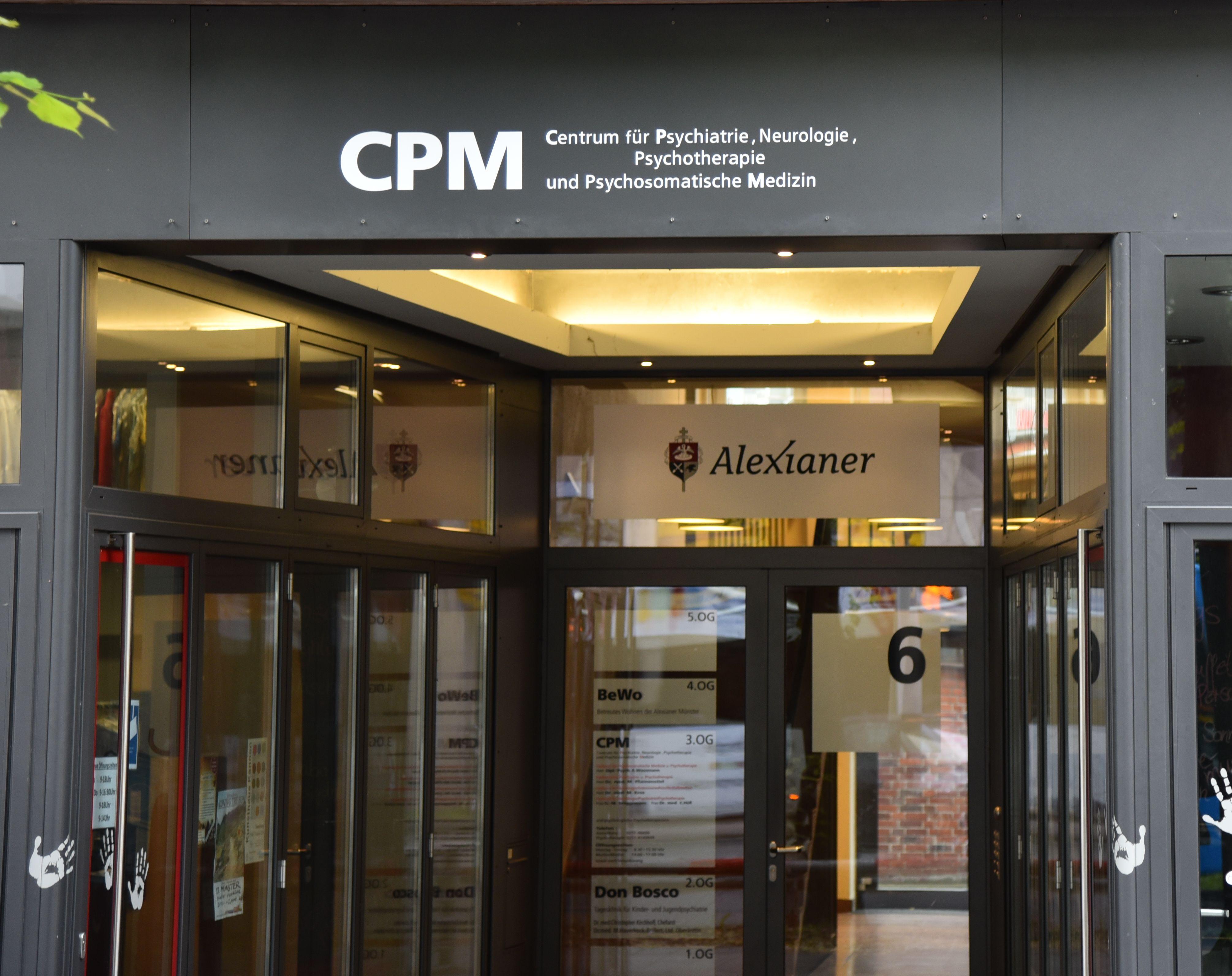 CPM - Medizinisches Versorgungszentrum