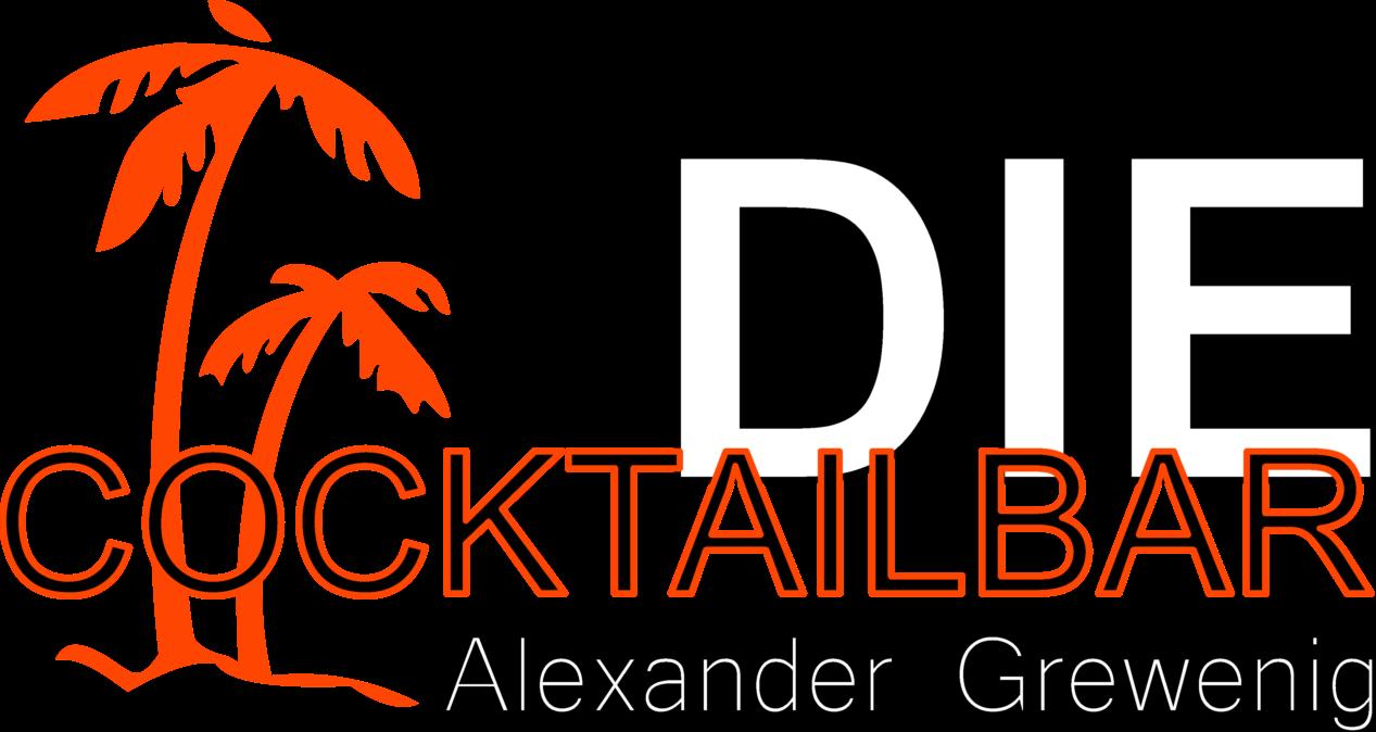 Die Cocktailbar // Alexander Grewenig - Mobiler Cocktail- und Barservice