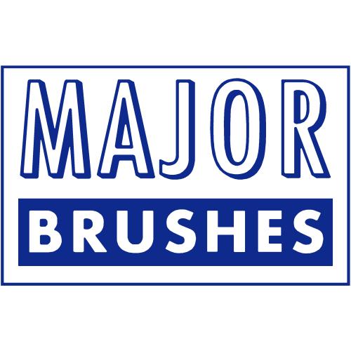 Major Brushes