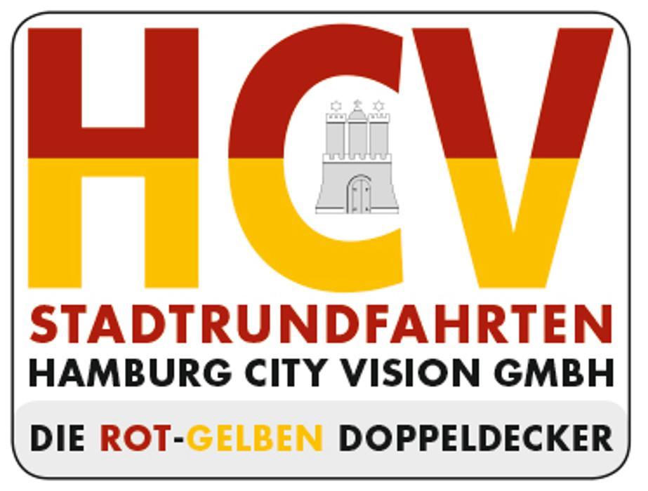 Hamburg City Vision GmbH - Stadtrundfahrten Hamburg - Die rot-gelben Doppeldecker