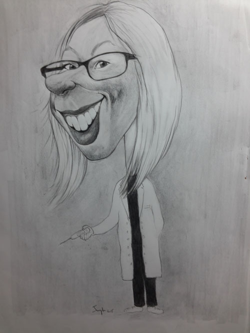 caricaturiste strasbourg