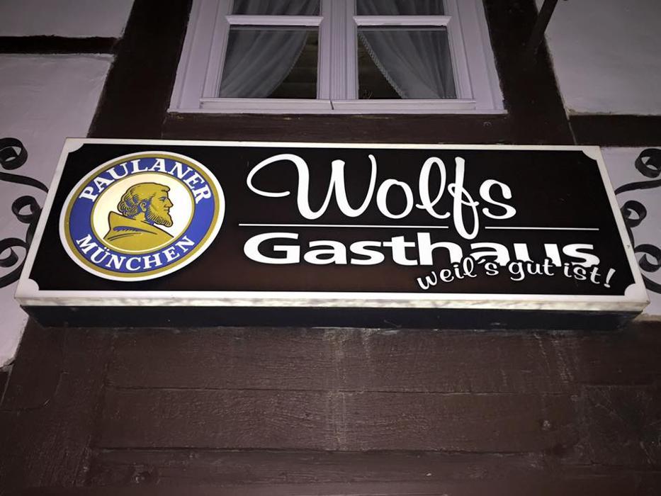Bild zu Wolfs Gasthaus in Braunschweig
